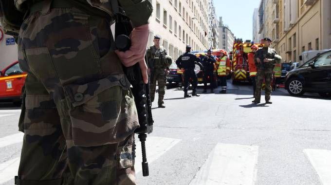 Marsiglia, arrestati due sospetti jihadisti (Afp)