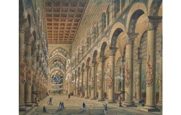 Nel Solco di Pietro. La Cattedrale di Pisa e la Basilica Vaticana