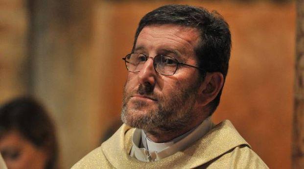 Don Orfeo Cavallini, parroco del Duomo