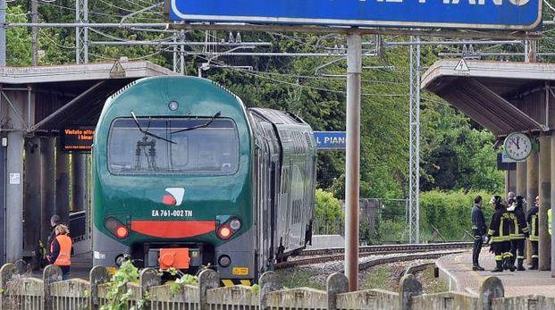 Incidente ferroviario a Caslino