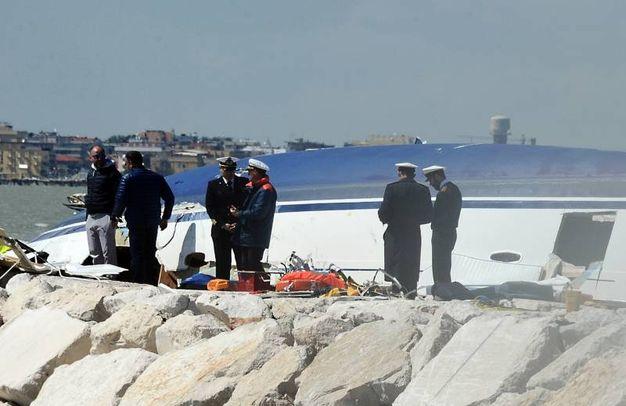 La tragedia del mare è avvenuta nel pomeriggio, era già buio (Migliorini)