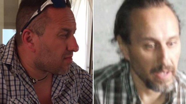 Cristian Provvisionato prima  e durante la detenzione