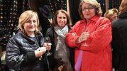 Loretta Donnini, Raffaella Pannuti e Sandra Zinelli (foto Schicchi)