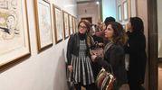 L'Aidda a Palazzo Belloni per la mostra Dalì Experience (foto Schicchi)