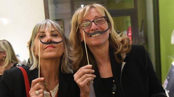 Dalì Experience, una delegazione dell'Aidda in visita (foto Schicchi)