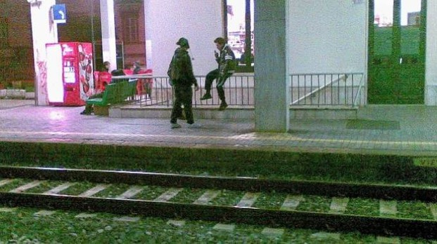 Stazione di Porto San Giorgio (foto Zeppilli)