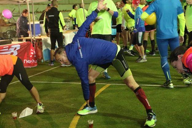 Corri con noi, allenamento di gruppo per i podisti a Firenze (foto Regalami un sorriso onlus)