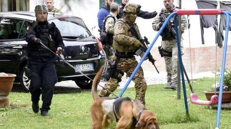 Igor lo cercarono anche le forze speciali