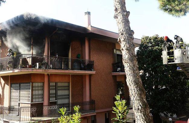 L'appartamento di Marina Centro (foto Migliorini)