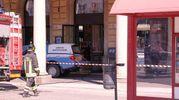 Allarme bomba alla stazione ferroviaria (FotoSchicchi)