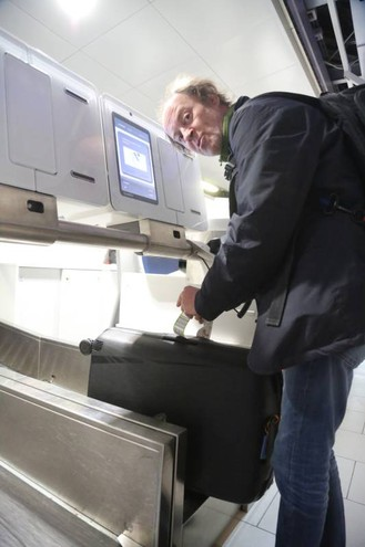 Scan&Fly di SITA è la più recente soluzione self-service per il bag drop (foto Schicchi)