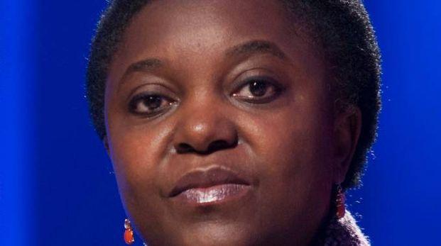 Cecile Kyenge è oggi parlamentare europea (Imagoeconomica)
