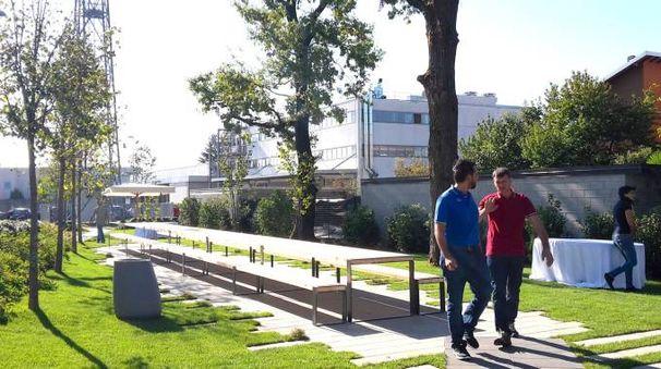 Il parco di Eolo ultimato lo scorso autunno
