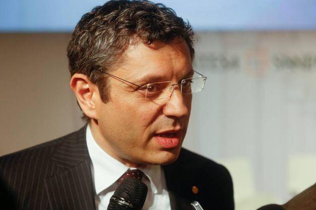Il rettore Ubertini (Foto Schicchi)