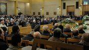 La chiesa di Villa San Martino non è bastata a contenere tutti (Foto Print)