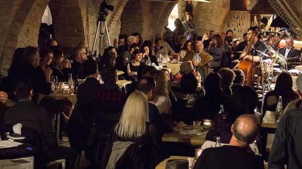 MUSICA Le memorabili serate  di jazz all'Osteria del Caicco. Pedini: «Ora non so dove andremo»