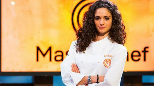 La chef Cristina Nicolini seconda classificata a Masterchef Italia 2017