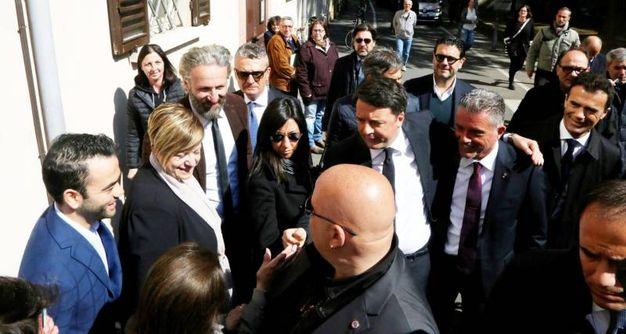 """«La politica ha risposto - ha osservato Lucchi - almeno in Emilia-Romagna» dove la Regione ha varato una norma sull'obbligatorietà dei vaccini per la frequenza degli asili nido"""" (Foto Ravaglia)"""