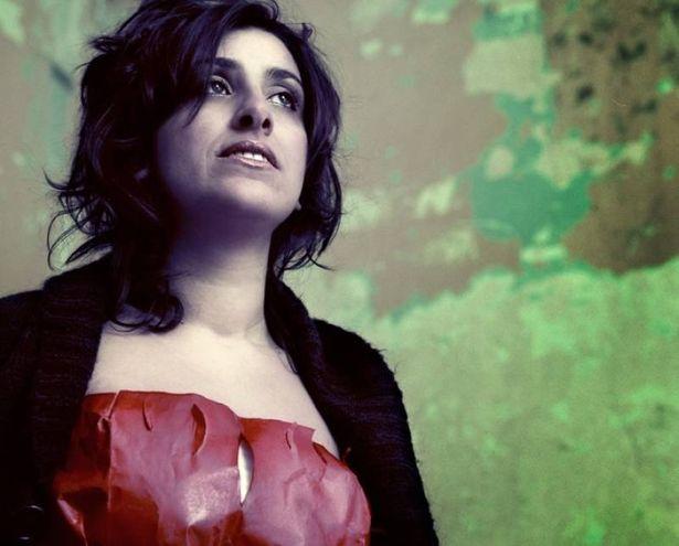 Seregno, Sara Velardo al Tambourine