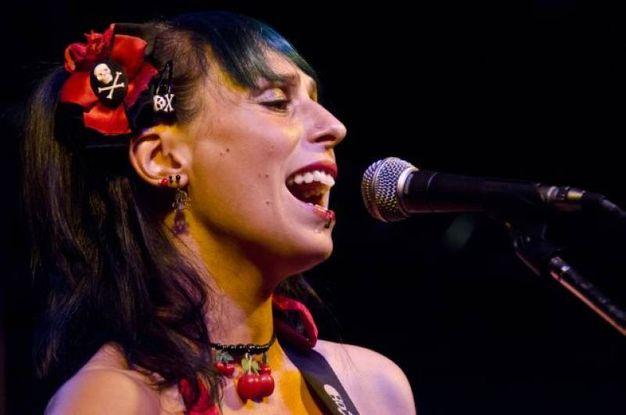 Seregno, Roberta Carrieri suonerà al Tambourine le sue canzoni più recenti