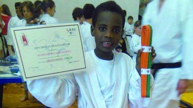 Il piccolo Alessandro Do Rosario, 9 anni di Capo Verde, morto il 5 agosto 2016