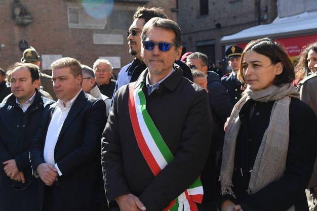 Il sindaco Virginio Merola (Foto Schicchi)