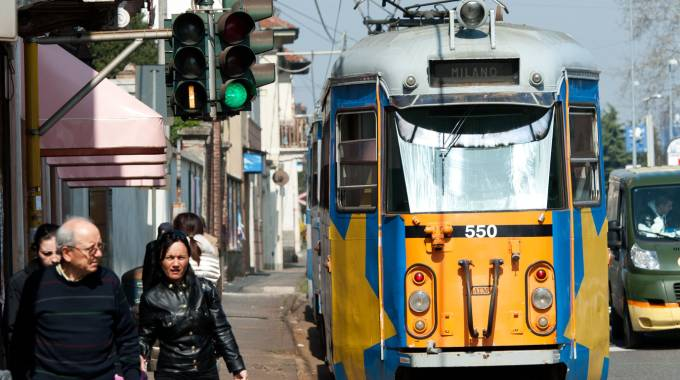 Sulla linea viaggiano in media 7mila passeggeri