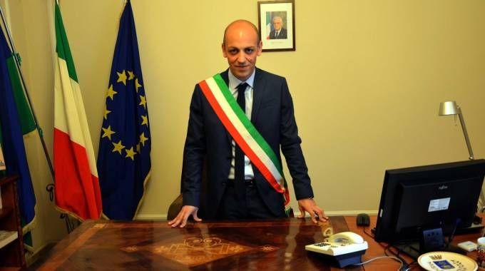 Il sindaco Francesco Passerini