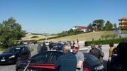 Sul posto sono intervenuti i carabinieri di Filottrano e Osimo (foto Santini)