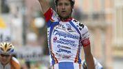 Qui era al Giro nel 2009 (foto Ansa)