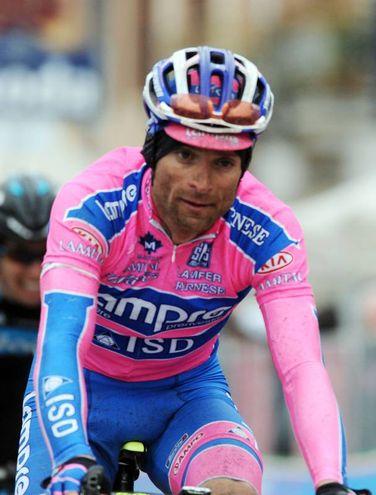 Michele Scarponi (Foto Calavita)