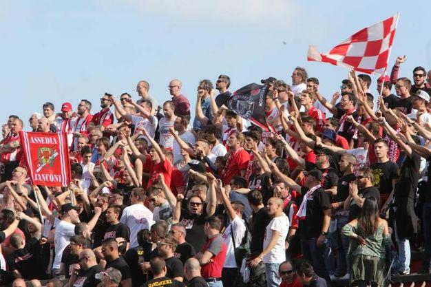 Monza, festa promozione Lega Pro