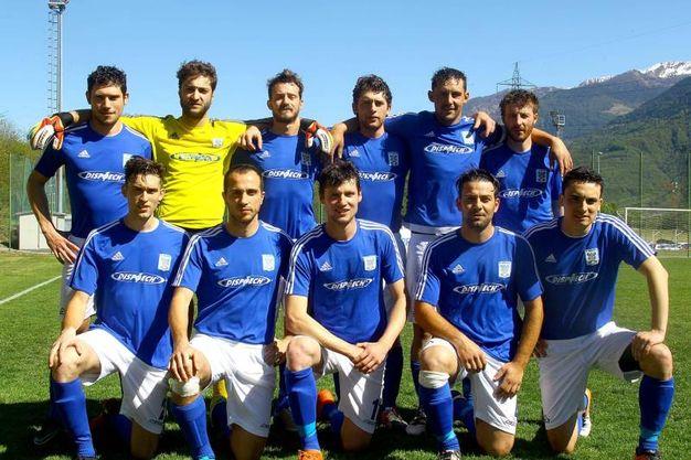 Berbenno Calcio in festa, squadra promossa in Prima Categoria