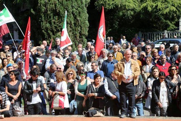 Festa della Liberazione a Cesena (foto Ravaglia)