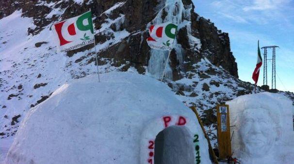 Il seggio più alto d'Italia per Primarie Pd, Ponte di Legno