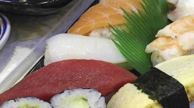 Sushi (immagine di repertorio)