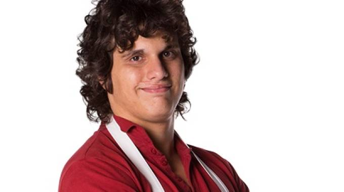 Chef Valerio Braschi, vincitore di Masterchef 6