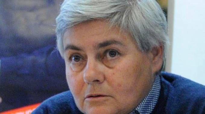 La ex presidente Maria Francesca Tardella (foto Calavita)