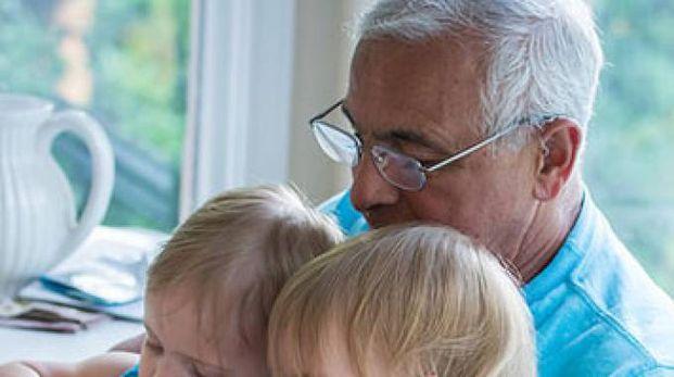 Nonni e nipoti sui libri
