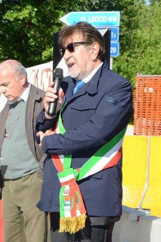 Patrizio Sidoti, sindaco di Annone / Cardini