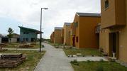 Diciotto alloggi ecosostenibili per 50 persone (foto Frasca)