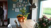 L'interno di una casa (foto Frasca)