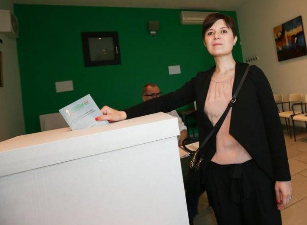 Brenda Barnini, sindaco di Empoli