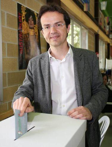 Enrico Sostegni, consigliere regionale Pd