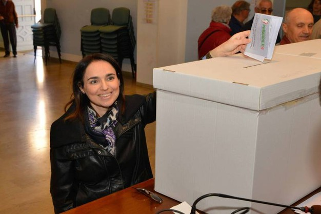 Primarie Pd, al voto in 58 seggi (foto Donzelli)