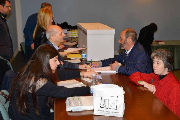 Nel 2013, per le primarie nazionali, in Veneto si erano recate al voto oltre 165mila persone (foto Donzelli)