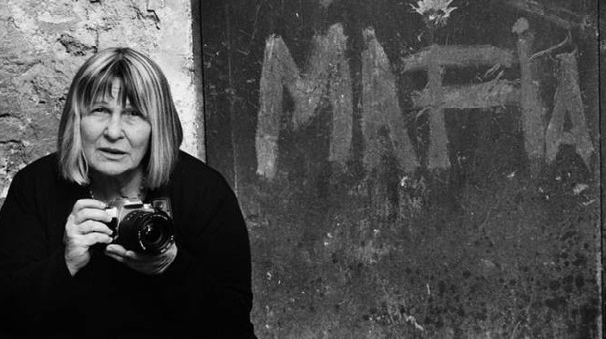 La fotografa Letizia Battaglia