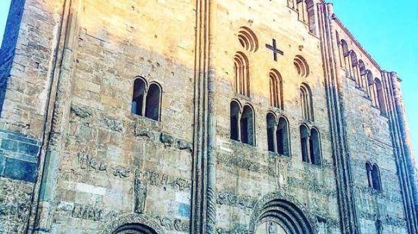 La basilica di San Michele a Pavia