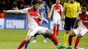 Monaco-Juventus, le immagini del match (Ansa)