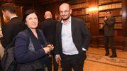 Giuseppina Gualtieri e Davide Conte (Schicchi)
